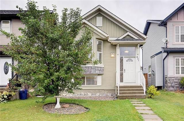 431 Silverado Plains Circle SW, Calgary, AB T2X 0H4 (#C4266982) :: Redline Real Estate Group Inc