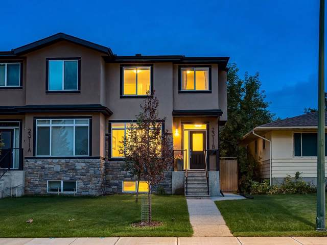 2311B Osborne Crescent SW, Calgary, AB T2T 0Y7 (#C4266992) :: Virtu Real Estate