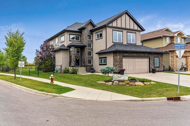 42 Ranchers Green, Okotoks, AB T1S 0G6 (#C4267021) :: Redline Real Estate Group Inc