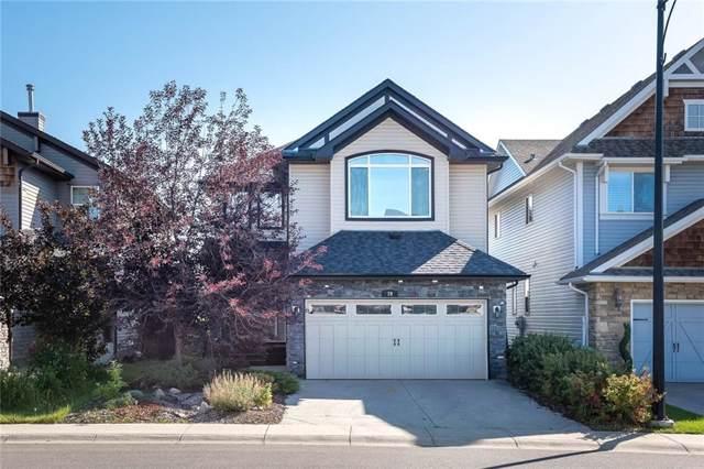 29 Silverado Creek Crescent SW, Calgary, AB T2X 0C6 (#C4267043) :: The Cliff Stevenson Group