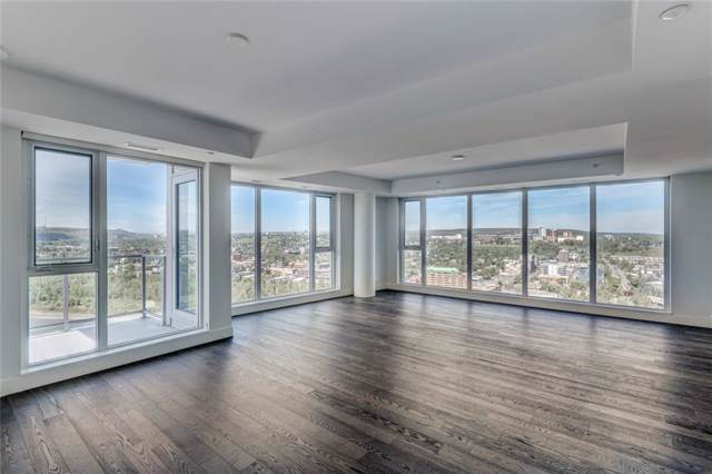 1025 5 Avenue SW #2302, Calgary, AB T2P 1N4 (#C4267058) :: Redline Real Estate Group Inc