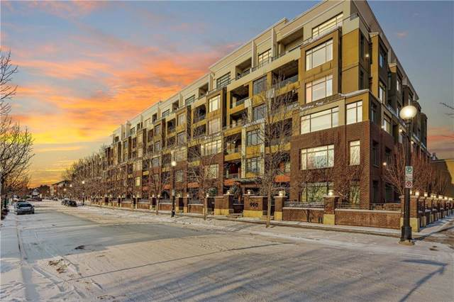 990 Centre Avenue NE #308, Calgary, AB T2E 2M9 (#C4267062) :: The Cliff Stevenson Group