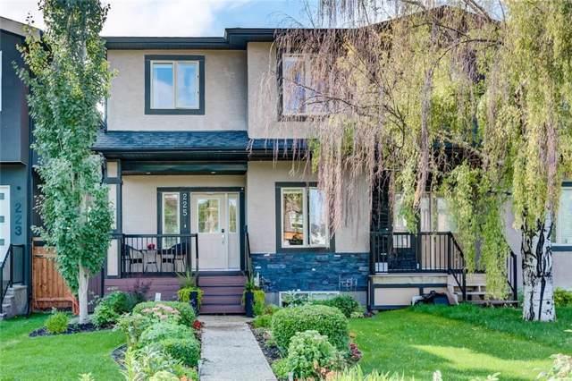 225 24 Avenue NW, Calgary, AB  (#C4267082) :: Calgary Homefinders