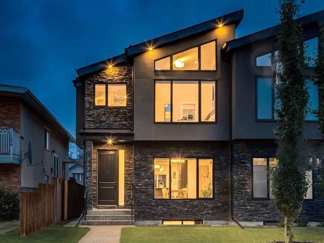 1126 40 Street SW, Calgary, AB T3C 1W6 (#C4267087) :: The Cliff Stevenson Group
