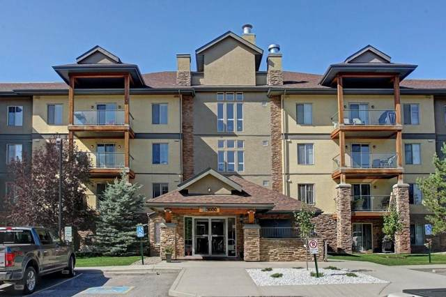 92 Crystal Shores Road #3407, Okotoks, AB T1S 2N1 (#C4267093) :: Redline Real Estate Group Inc