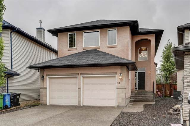 94 Royal Birkdale Crescent NW, Calgary, AB T3G 5R6 (#C4267100) :: The Cliff Stevenson Group
