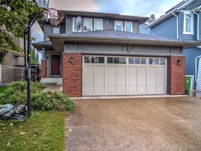 8 Cougartown Close SW, Calgary, AB T3H 0B1 (#C4267118) :: Virtu Real Estate
