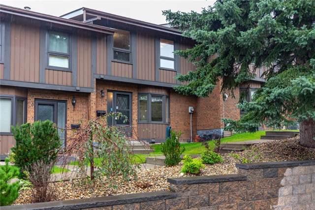 10940 Bonaventure Drive SE #74, Calgary, AB T2J 5C8 (#C4267144) :: Virtu Real Estate
