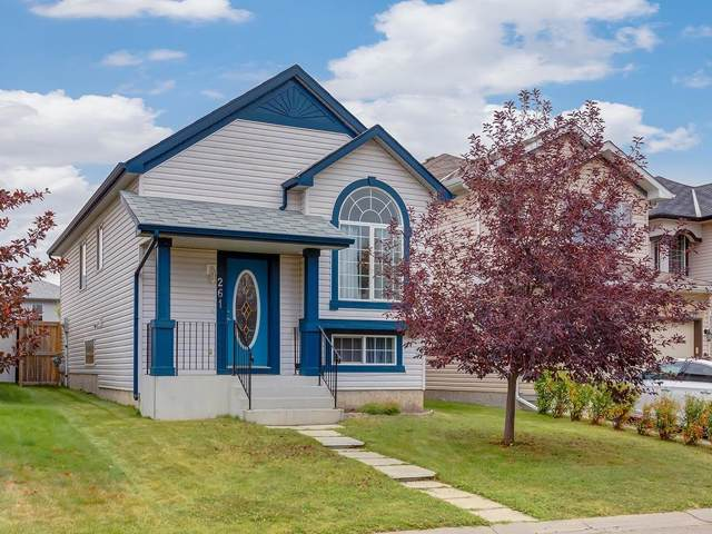 261 Covewood Circle NE, Calgary, AB T3K 5S8 (#C4267205) :: The Cliff Stevenson Group