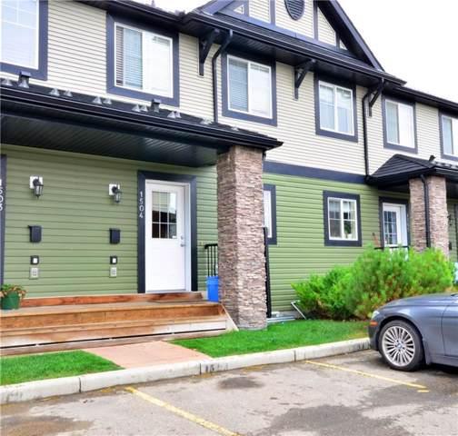 140 Sagewood Boulevard SW #1504, Airdrie, AB T4B 3H5 (#C4267224) :: Redline Real Estate Group Inc