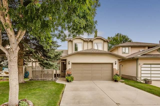 20 Sundown Green SE, Calgary, AB T2X 2Y3 (#C4267268) :: Virtu Real Estate