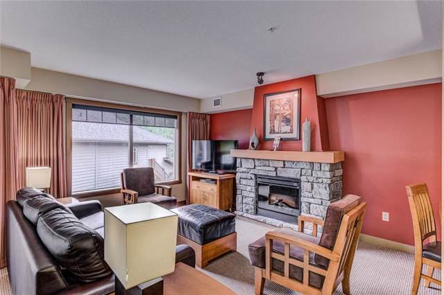 250 2nd Avenue #2205, Dead Man's Flats, AB T1W 2W4 (#C4267271) :: Canmore & Banff