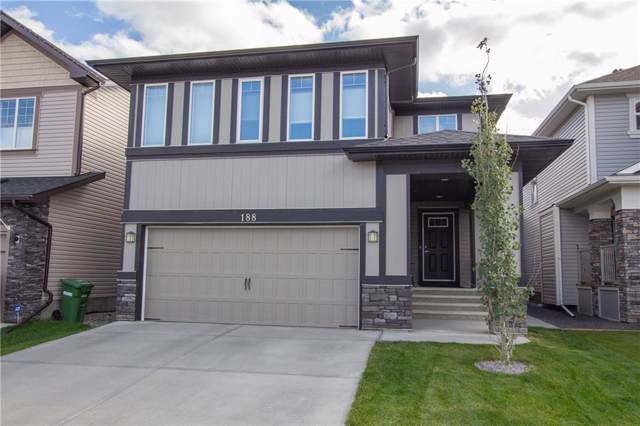 188 Hillcrest Drive SW, Airdrie, AB T4B 4B1 (#C4267301) :: The Cliff Stevenson Group
