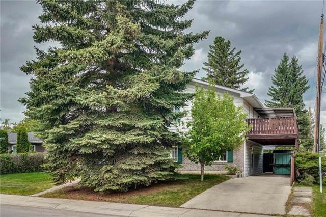 1208 Killearn Avenue SW, Calgary, AB T2V 2N4 (#C4267313) :: Virtu Real Estate