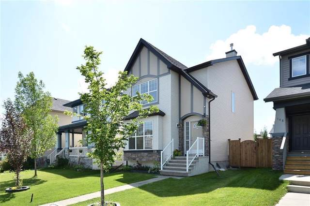 150 Silverado Plains Close SW, Calgary, AB T2X 0G4 (#C4267373) :: The Cliff Stevenson Group