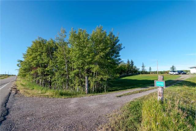 255149 Rocky Ridge Road, Rural Rocky View County, AB T3R 1E3 (#C4267374) :: Calgary Homefinders