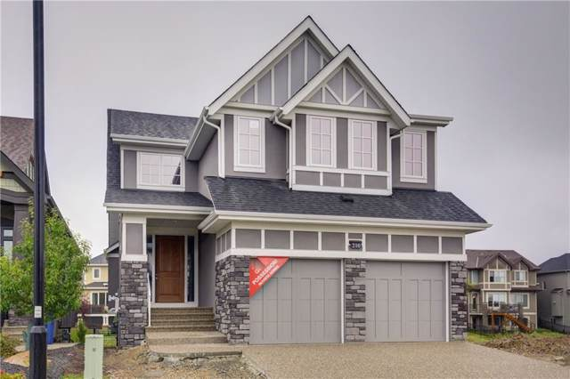 210 Coopers Cove SW, Airdrie, AB T4B 3Y5 (#C4267396) :: Virtu Real Estate