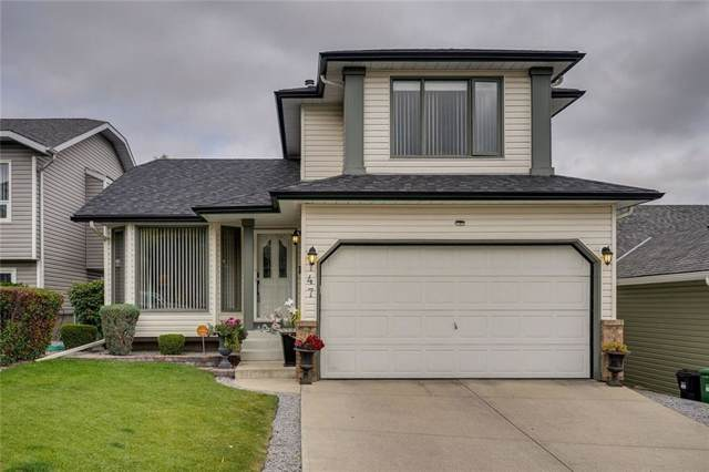 147 Macewan Park Rise NW, Calgary, AB T3K 4A1 (#C4267406) :: Redline Real Estate Group Inc