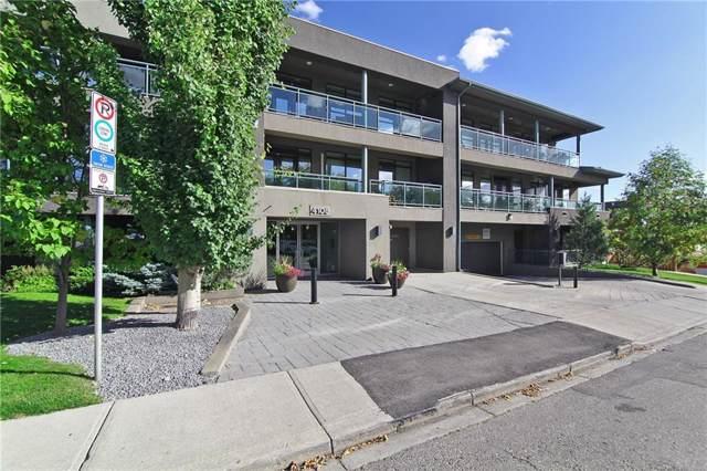 4108 Stanley Road SW #203, Calgary, AB T2S 2P4 (#C4267426) :: Virtu Real Estate