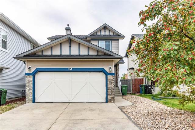 154 New Brighton Circle SE, Calgary, AB T2Z 4B4 (#C4267438) :: Virtu Real Estate
