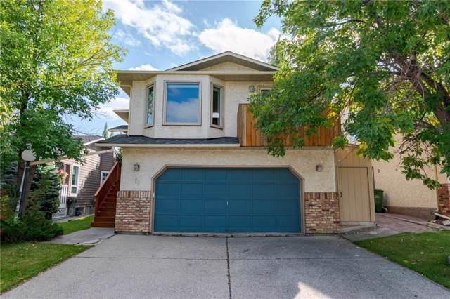 75 Sanderling Hill(S) NW, Calgary, AB T3K 3B7 (#C4267439) :: Redline Real Estate Group Inc