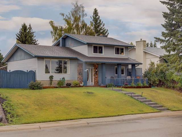 256 Cantrell Drive SW, Calgary, AB T2W 2K6 (#C4267480) :: Virtu Real Estate