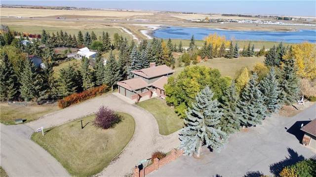 228 High Point Estates, Rural Rocky View County, AB T2P 2G7 (#C4267486) :: Redline Real Estate Group Inc