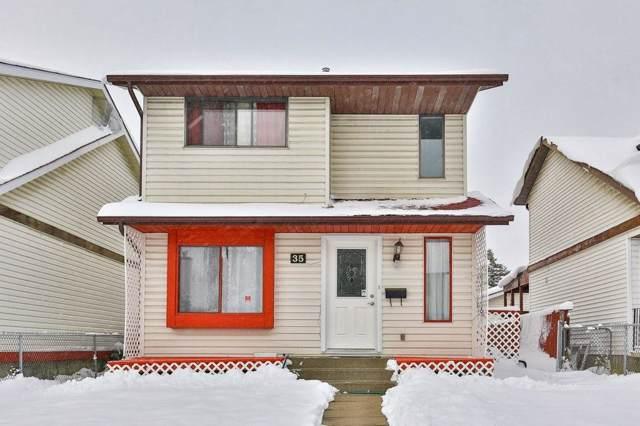 35 Abergale Close NE, Calgary, AB T2A 6J2 (#C4267496) :: Redline Real Estate Group Inc