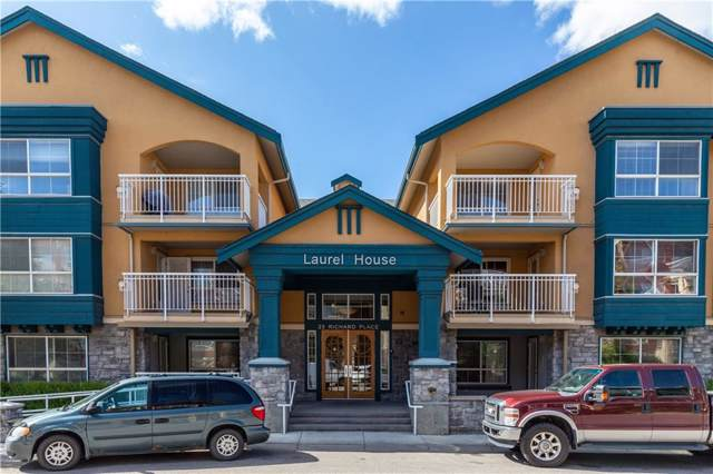 25 Richard Place SW #217, Calgary, AB T3E 7N1 (#C4267548) :: Redline Real Estate Group Inc