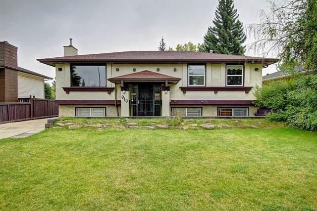 916 Canterbury Drive SW, Calgary, AB T2W 2K3 (#C4267576) :: Virtu Real Estate