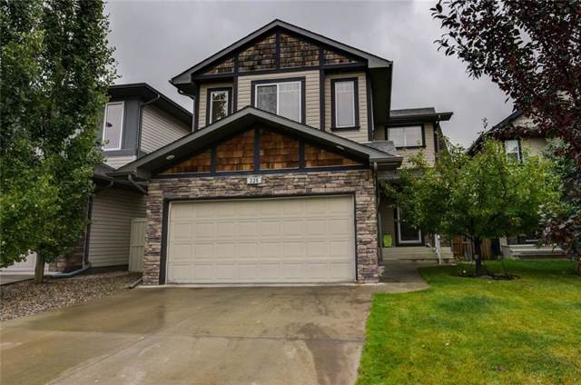 326 Coopers Drive SW, Airdrie, AB T4B 0L8 (#C4267582) :: The Cliff Stevenson Group