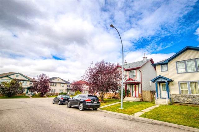11 Taravista Garden(S) NE, Calgary, AB T3J 4K8 (#C4267606) :: Virtu Real Estate