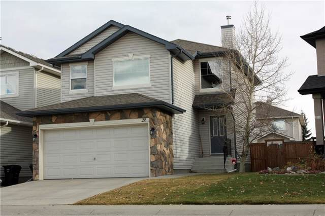 28 Wentworth Close SW, Calgary, AB T3H 4V9 (#C4267608) :: The Cliff Stevenson Group
