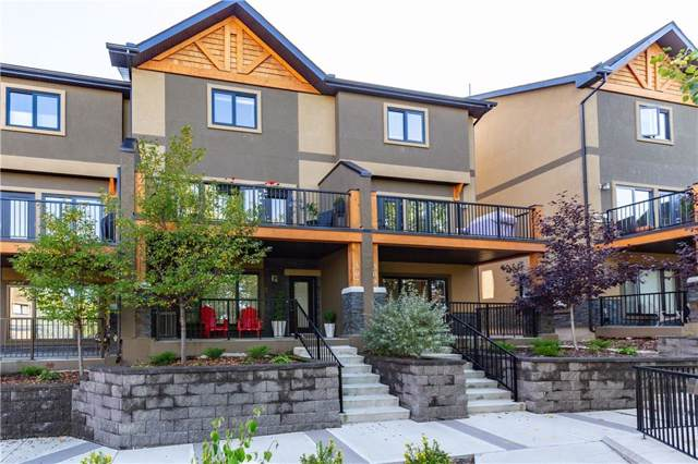 307 Valley Ridge Manor NW, Calgary, AB T3B 6C4 (#C4267616) :: Redline Real Estate Group Inc