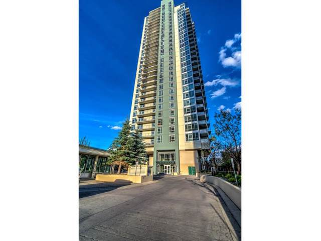 99 Spruce Place SW #2806, Calgary, AB T3C 3X7 (#C4267617) :: Virtu Real Estate
