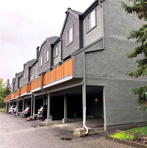1119 Railway Avenue #25, Canmore, AB T1W 1R4 (#C4267634) :: Canmore & Banff