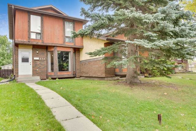 438 Templeview Drive NE, Calgary, AB T1Y 4L2 (#C4267637) :: Redline Real Estate Group Inc