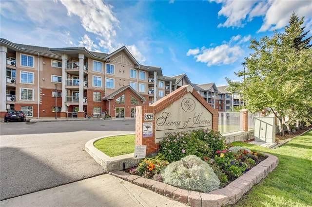 8535 Bonaventure Drive SE #314, Calgary, AB T2H 3A1 (#C4267674) :: The Cliff Stevenson Group