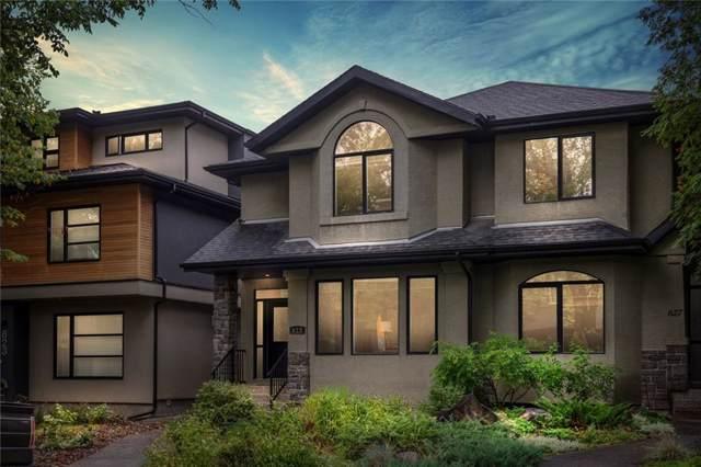 625 25 Avenue NW, Calgary, AB T2M 2B1 (#C4267675) :: The Cliff Stevenson Group