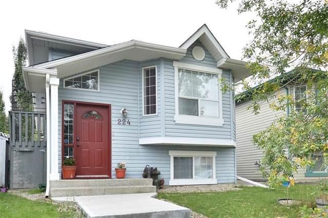 224 Harvest Gold Circle NE, Calgary, AB T3K 4H5 (#C4267693) :: Virtu Real Estate