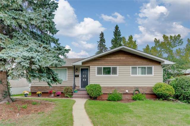 2356 Chicoutimi Drive NW, Calgary, AB T2L 0W3 (#C4267701) :: Redline Real Estate Group Inc