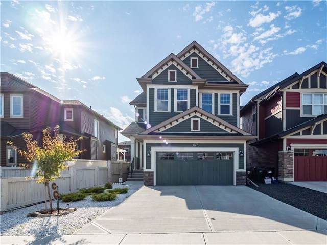 147 Evansfield Rise NW, Calgary, AB T3P 0L7 (#C4267705) :: The Cliff Stevenson Group
