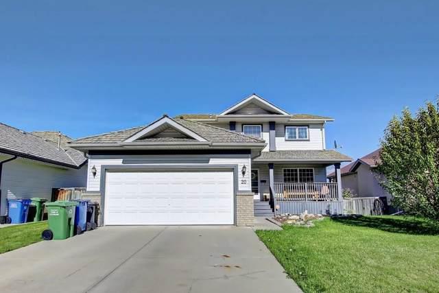 20 Bow Ridge Road, Cochrane, AB T4C 1T7 (#C4267715) :: Virtu Real Estate