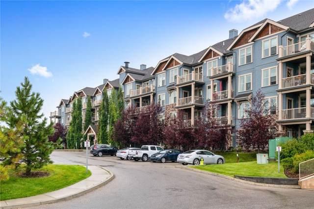 201 Sunset Drive #202, Cochrane, AB T4C 0H5 (#C4267722) :: Virtu Real Estate