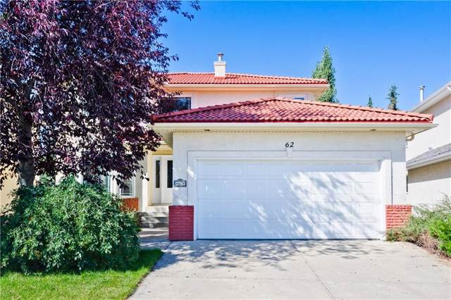62 Hampstead Circle NW, Calgary, AB T3A 5P1 (#C4267723) :: Calgary Homefinders