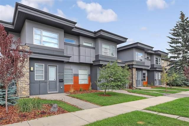 2016 35 Avenue SW #2, Calgary, AB T2T 2E1 (#C4267757) :: Virtu Real Estate