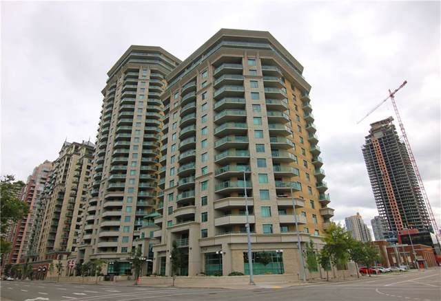1121 6 Avenue SW #906, Calgary, AB T2P 5J4 (#C4267779) :: Redline Real Estate Group Inc