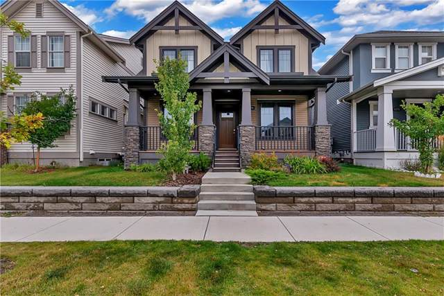 1276 Coopers Drive SW, Airdrie, AB T4B 3T6 (#C4267782) :: Virtu Real Estate