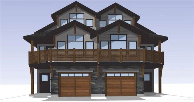 1235 1st Avenue A, Canmore, AB T1W 1M5 (#C4267787) :: The Cliff Stevenson Group