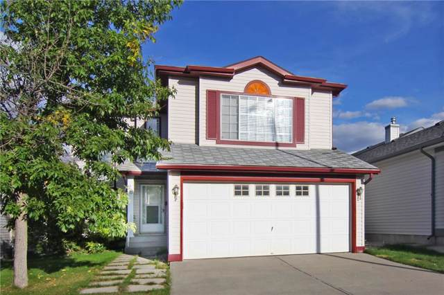 28 Hidden Ranch Cres NW, Calgary, AB T3A 5W5 (#C4267789) :: The Cliff Stevenson Group